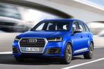 Mit dem SQ7 TDI erhält die große Q7-Baureihe im Sommer einen Ausnahmesprinter im SUV-Segment. Im Herbst folgt der kompakte Q2 als neues Einstiegsmodell. Weitere Mitglieder der Q-Familie stehen noch auf der Aufgabenliste von Audi.