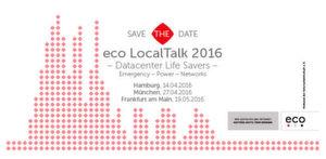 """Der Eco lädt ein """"Seien Sie dabei, um neue Erkenntnisse zu gewinnen und die Branche zu treffen."""""""