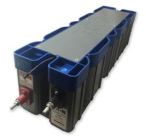 Superkondensatoren (Power Caps) bilden laut Eaton eine kosteneffiziente und umweltfreundliche Alternative zu Batterie-gestützten USV-Systemen.