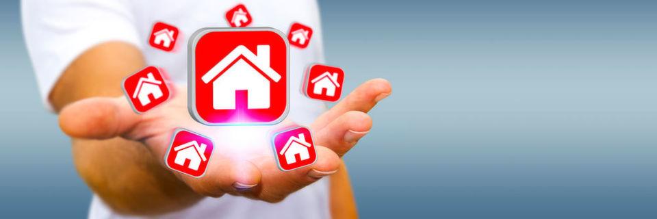 Das Interesse an Smart-Home-Produkten steigt langsam an.