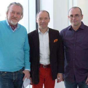 Prof. Dr. Johannes Beckers, Prof. Dr. Dr. h.c. Martin Hrabě de Angelis, Dr. Peter Huypens