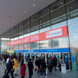 Vom 14. bis 18. März trifft sich die IT-Branche in Hannover
