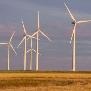 Keine Bauwerke für die Ewigkeit: Windkraftanlagen halten etwa 20 bis 25 Jahre, dann müssen sie demontiert und ersetzt werden.