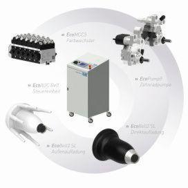 Das Eco-Bell2 SL Package wurde für Anwendungen in der allgemeinen Industrie entwickelt .