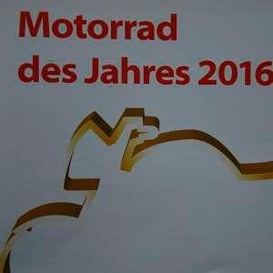 Motrorrad des Jahres 2016: BMW, Ducati und KTM räumen ab