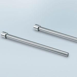 Der E 5543 Schneidstempel ist in den Durchmessern 1 bis 5 mm und einer Länge von 71 mm erhältlich.
