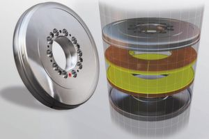 """Die außenklemmenden Versionen (""""Outside"""") der Roto Clamp sind ideal für Hohlwellen, Rohre etc. geeignet und in verschiedenen Größen bis 520 mm Außendurchmesser erhältlich."""