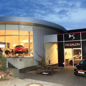 Die großen Autohändler: Jacobs-Gruppe