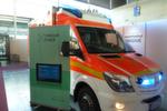 Exakte Daten über beispielsweise die Verlegung eines Patienten liefert die Rettungseinsatz-Systemlösung 'Rescue Track'