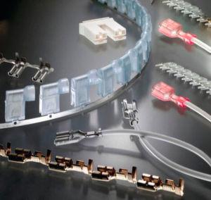 Flachsteckverbindungen: Die sicheren und zuverlässigen Verbinder erfreuen sich seit Jahrzehnten großer Beliebtheit.