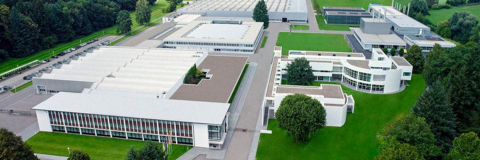 Im zentralen Ersatzteillager von Weishaupt in Schwendi realisiert Witron ein neues AKL mit 80.000 Stellplätzen.