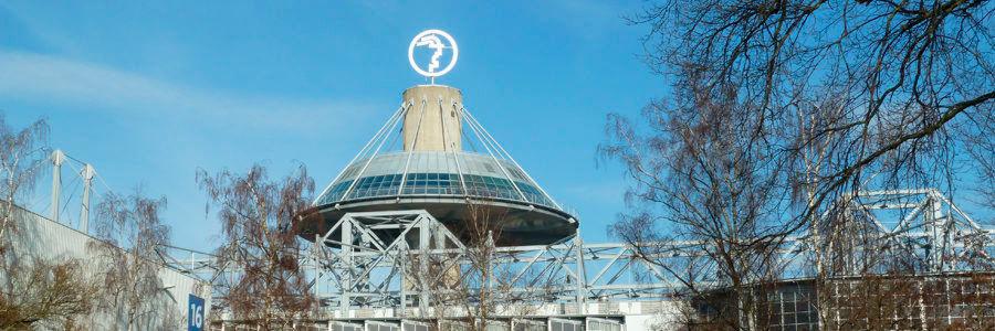 Die CeBIT und mit ihr der Public Sector Parc sind noch bis Freitag offen