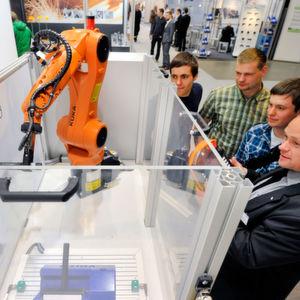 Die Technologiemesse SIT erwartet Aussteller, welche die komplette Bandbreite des verarbeitenden Gewerbes repräsentieren.