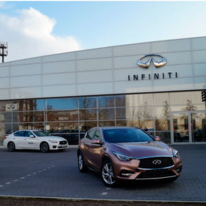 Möhler-Gruppe eröffnet Infiniti-Center