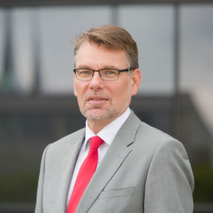 Dr. Hartmut Schubert, Finanzstaatssekretär Thüringen