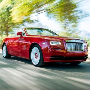 Gefahren: Rolls-Royce Dawn
