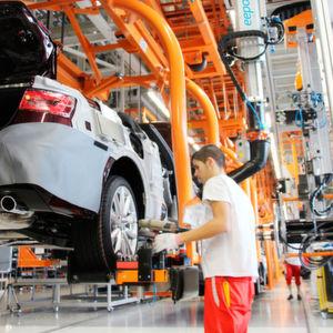 Die Technik von Eepos kommt unter anderem bei Audi in Ungarn zum Einsatz.