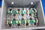 Die Akkumulatoren des Peus-Batteriespeichersystems sind in handlichen Gehäusen untergebracht, die in Reihe verschaltet werden.
