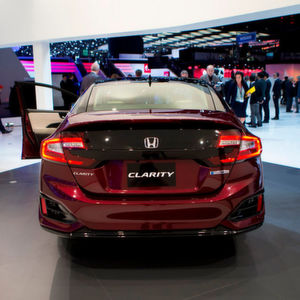 Honda macht Dampf mit dem Clarity Fuel Cell