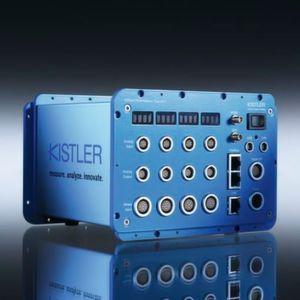 Die neue Kistler Kiroad Performance versorgt Kistler Roadyn Radkraftsensoren mit Energie und sorgt für eine sichere, schnelle Datenkonditionierung sowie eine zuverlässige, flexible Übertragung an übergeordnete Aufzeichnungssysteme.