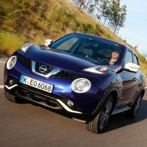 Bei gut 1.000 in Deutschland registrierten Modellen des Nissan Juke gibt es Probleme mit dem Motorsteuergerät.