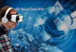 Längst kein Spielzeug mehr: Im Bereich Research & Innovation hatten Besucher während der CeBIT die Gelegenheit, Augmented Reality live auszuprobieren und sich mit Datenbrillen durch virtuelle Welten zu bewegen und Prozesse zu steuern.