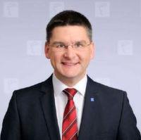 Oliver Frese, Vorstand der Deutschen Messe AG.