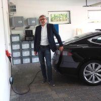 Solarenergie für das Auto – aufgeladen in weniger als einer Stunde