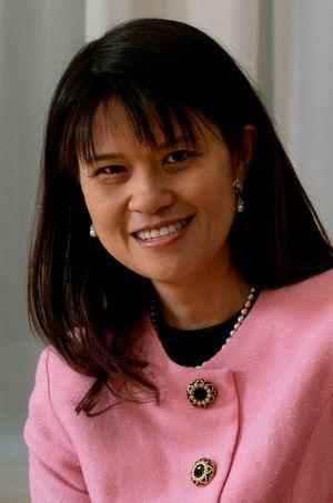 Eva Chen: CEO bei Trend Micro und federführend bei der Entwicklung des Unternehmens zu einem weltweiten Anbieter von Internet-Content-Security
