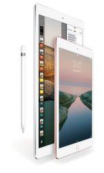 Apple bietet nun zwei Größen des iPad Pro an: 12,9 und 9,7 Zoll Displaydiagonale.