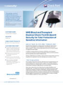 Fallstudie im UK-Gesundheitswesen: NHS Blood and Transplant