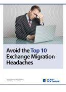 Die Top-10-Probleme bei der Migration zu Exchange vermeiden