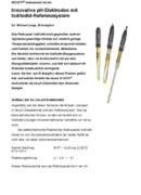 Innovative pH-Elektroden mit Iod/Iodid-Referenzsystem
