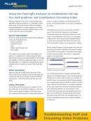 Fehlersuche bei VoIP- und Streaming-Video-Problemen