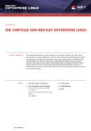 Die Vorteile von Red Hat Enterprise Linux