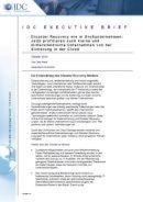 Disaster Recovery wie in Großunternehmen