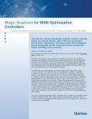 Magic Quadrant für WAN-Optimisierungscontroller