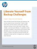 Die Herausforderungen des Backups