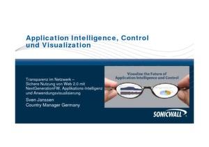 Kontrolle und Visualisierung des Netzwerkverkehrs