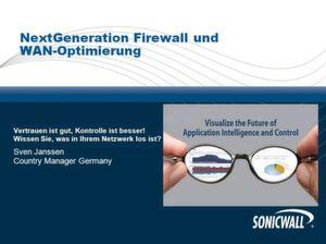 SonicWALL Next-Generation Firewall