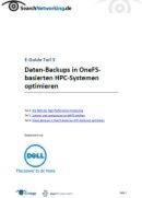 Daten-Backups in OneFS-basierten HPC-Systemen optimieren