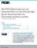Techniken der WAN-Optimierung im Vergleich