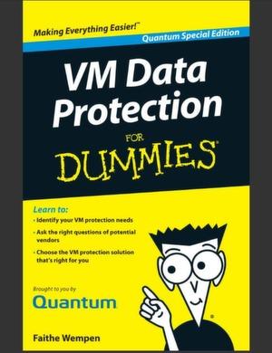VM-Daten sichern für Dummies