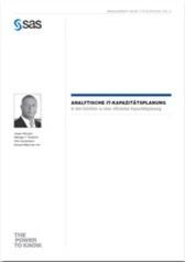 Analytische IT-Kapazitätsplanung