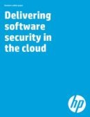 Delivering software security in the cloud