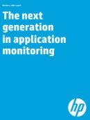 The next generation in application monitoring