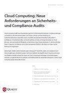 Neue Anforderungen an Sicherheits- und Compliance-Audits