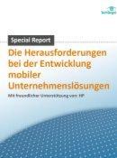 Entwicklung mobiler Unternehmenslösungen