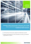 Garantierte Unified Communications-Performance über WAN