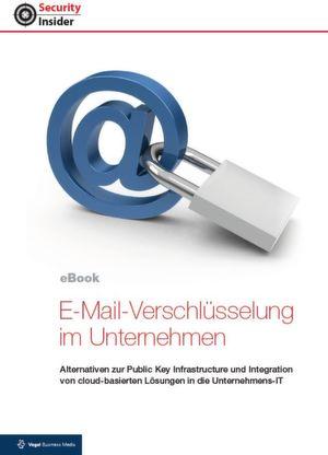 E-Mail-Verschlüsselung im Unternehmen